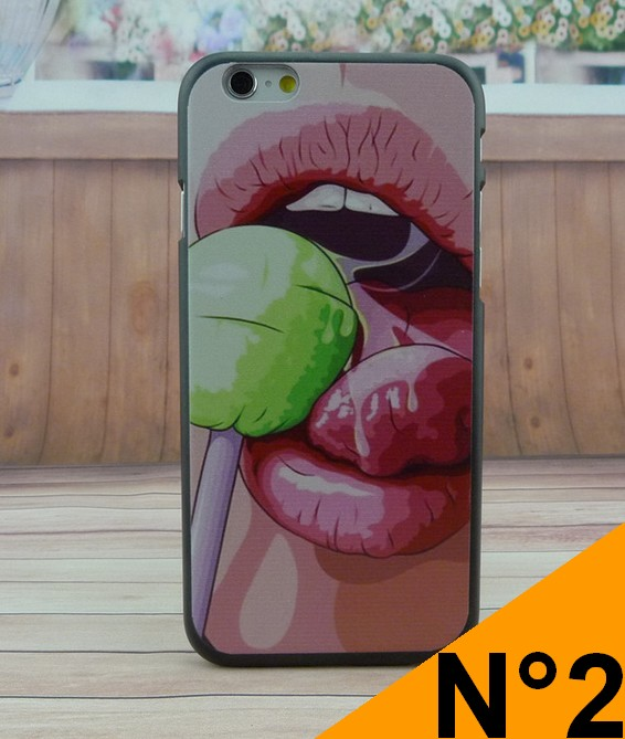 Coques pour iPhone 6 Fashion Sexy Girl 2