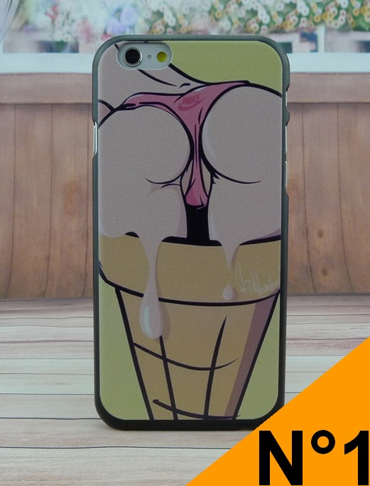 Coques pour iPhone 6 Fashion Sexy Girl