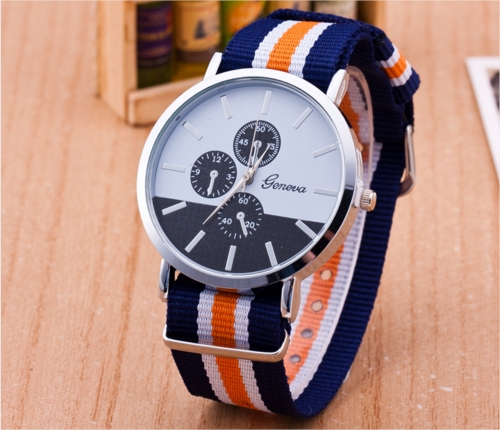 Montre homme fashion casual